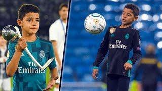 Download Cristiano Ronaldo Jr ● Humillaciones, Lujos, Goles Video