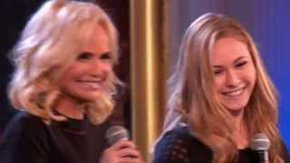 Download Kristin Chenoweth and Rachel Levy sing ″For Good″ at Broadway at the White House Video