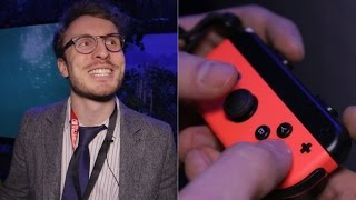Download Nintendo Switch hands on review: an hour with the new console Video