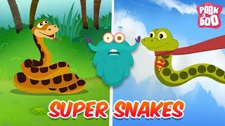 Download Snakes - The Dr. Binocs Show | Best Learning Videos For Kids | Peekaboo Kidz Video