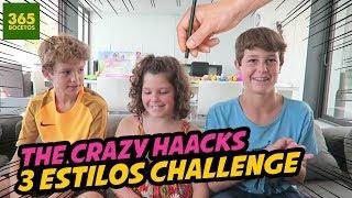 Download THE CRAZY HAACKS RETO COMO DIBUJAR EN 3 ESTILOS CHALLENGES / KAWAII - DISNEY - GRAVITY FALLS Video