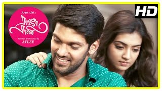 Download Raja Rani Tamil Movie | Arya and Nazriya Back to Back Scenes | Nayanthara | Jai | Santhanam | Atlee Video