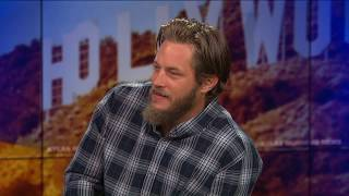 Download Travis Fimmel on New Movie ″Lean on Pete″ Video