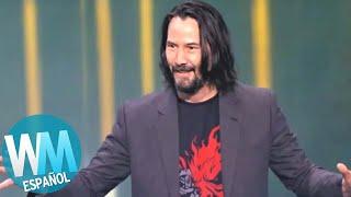 Download ¡Top 10 Veces que Keanu Reeves ROMPIÓ el Internet! Video