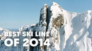 Download Best Ski Line of 2014 - Cody Townsend's Epic Chute Video