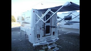 Download 2019 Northern Lite 8'11 EX Wet bath Limited Edition 4 season Truck Camper @ Camp-Out RV in Stratford Video