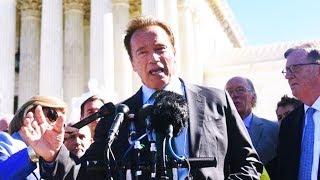 Download Arnold Schwarzenegger Accuses Oil Companies Of Murder Video