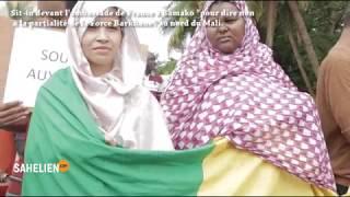 Download Mali: manifestation à Bamako contre ″la partialité″ de Barkhane dans le nord Video