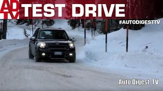 Download Test Drive MINI Cooper Countryman SD All4 Video