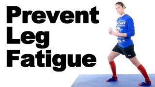 Download 7 Best Treatments to Prevent Leg Pain & Fatigue in Runners - Ask Doctor Jo Video