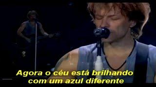 Download Bon Jovi (It's Hard) Letting You Go - Legendado Video