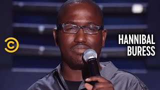 Download Hannibal Buress - Jaywalking Is a Fantasy Crime Video