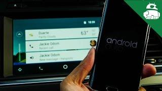 Download Android Auto Review! (Hyundai Sonata 2015) Video