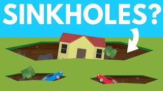 Download How Do MASSIVE Sinkholes Form? Video