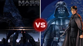 Download Could the Star Wars Galaxy Survive a Reaper Invasion? Mass Effect vs Star Wars Video