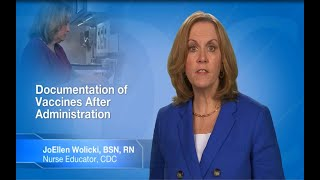 Download Documentation of Vaccinations After Administration Video
