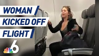 Download Disruptive Passenger Arrested for Battery After Being Kicked Off Flight at Fort Lauderdale Airport Video