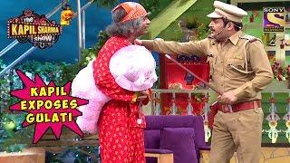 Download Kapil Exposes Poor Dr. Gulati - The Kapil Sharma Show Video