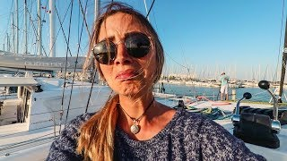 Download I Crashed our Boat in the Marina, Way to Make an Entrance! (Sailing La Vagabonde) Ep. 101 Video