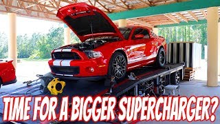 Download GT500 is SCREAMING on the Dyno! What will be Next? GT500 Build Video
