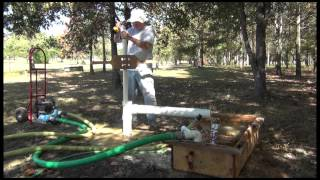 Download Drill Your Own Well Series - Mud Pump & Portable Mud Pit Video