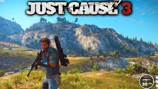Download JUST CAUSE 3 GAMEPLAY - (Just Cause 3 Free Roam Gameplay) 1080p 60fps Video