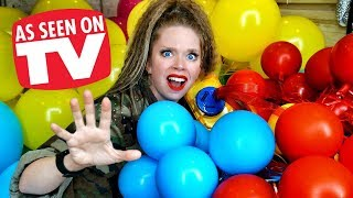 Download BUNCH O BALLOONS AIR- Does This Thing Really Work?! Video