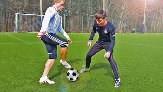 Download Top 3 ★ Amazing Football Skills To Learn - Tutorial Video
