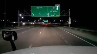 Download BigRigTravels LIVE! Edwardsville to Emporia, Kansas Interstates 435 & 35 Dec. 11, 2017 Video