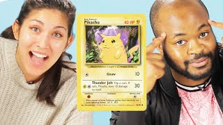 Download People Guess The Prices Of Pokemon Cards Video