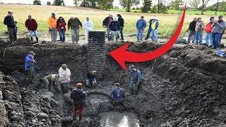Download Granjero Encontró Un Agujero En Su Jardín Y Lo Que Vieron Adentro Los PARALIZÓ A TODOS ¡WOW! Video