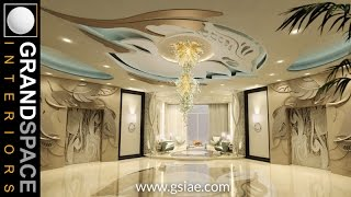 Download Interior Design of Luxurious Palaces & Villas in UAE, Dubai and around the world - Modern Style 01 Video