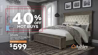 Download 2019 Veterans Day Sale FINAL DAYS - Ashley HomeStore Video