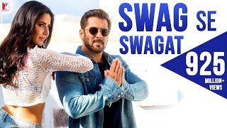 Download Swag Se Swagat Song | Tiger Zinda Hai | Salman Khan | Katrina Kaif | Vishal Dadlani | Neha Bhasin Video