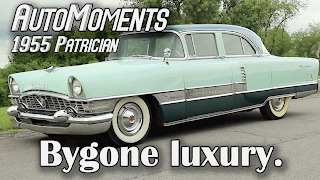 Download 1955 Packard Patrician - Luxury Car from a Bygone Era | AutoMoments Video