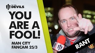 Download Biggest Fool In Manchester! | Manchester United 0-3 Manchester City | ANDY TATE RANT Video