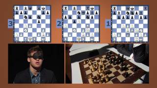 Download [FULL VERSION] Magnus Carlsen Blind & Timed Chess Simul at the Sohn Conference in NYC Video