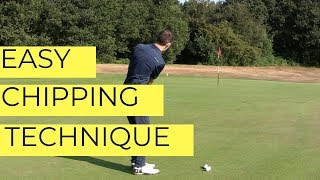 Download AMAZING CHIPPING TECHNIQUE - SIMPLIFY YOUR CHIP SHOTS Video
