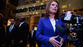 Download Michele Bachmann: God Made Trump President Video