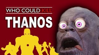 Download Who Can Beat Thanos Alone? Solo Infinity War Video