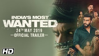 Download India's Most Wanted | Official Trailer | Arjun Kapoor | Raj Kumar Gupta | 24th May Video