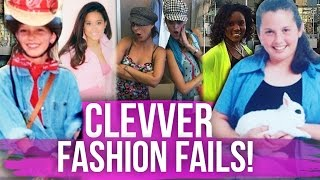 Download Clevver Hosts' BIGGEST Fashion Fails! (Dirty Laundry) Video