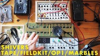 Download Shivers | Tape, Field Kit, OP1, Marbles, Feedback Video