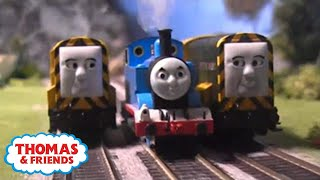 Download The Chase | Secrets of the Stolen Crown Episode 4 | Thomas & Friends Video