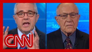 Download Toobin to Alan Dershowitz: What side are you on? Video