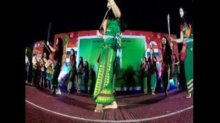 Download Soitrali: a Boro folk dance in Chiang Mai, Thailand. Video