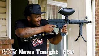 Download Detroiters Are Waging Paintball Wars As A Way To Stop Gang Violence (HBO) Video