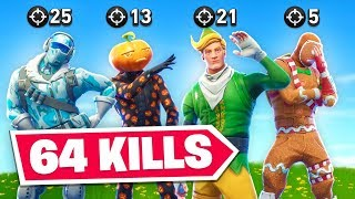 Download We Broke The Fortnite Elimination Record? (64 Kills) Video