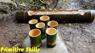 Download Primitive Technology: Cup of Water Video