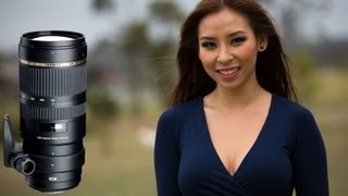 Download Worlds first! Tamron 70-200mm f2.8 Di VC USD - complete review Video